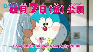 Phim Doraemon : Nobita và Những người bạn khủng long mới | Official Trailer  2 - Phụ Đề