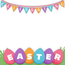 easter profile picture frames