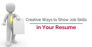 Skills For A Job Resume Classy Creative Ways To Show Job Skills In Your Resume WiseStep