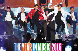 Bts And Got7 Hit New Heights For K Pop Acts The Year In