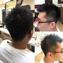メンズベリーショートヘアhairmake Kplus所属吉野綾佑のヘア