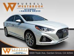 hyundai of garden grove. New 2018 Hyundai Sonata Sport 2.0T Sedan In Garden Grove Of N
