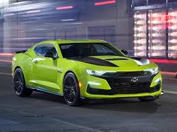 69 Camaro Color Chart Chevy Announces New Shock Color For 2019 Camaro Gm Authority