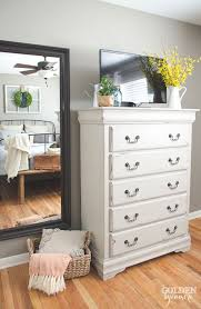 Go With Tall Furniture Pieces
