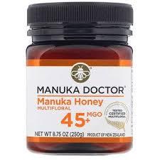 Manuka Doctor, <b>Manuka Honey Multifloral</b>, <b>MGO</b> 45+, 8.75 oz (250 g ...