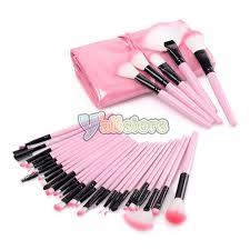 252 colors eyeshadow palette 32pcs soft cosmetic foundation makeup brush set us