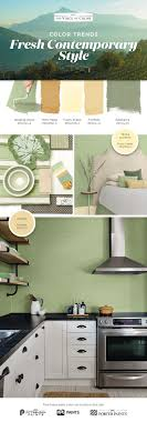 The Easy Being Green Paint Collection - Paint Colors