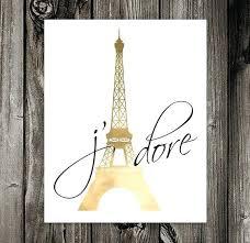 french wall art decor art tower decor bedroom decor wall art french french decor plate kitchen
