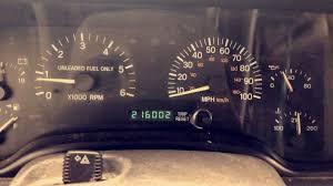 2001 Jeep Grand Cherokee Check Gauges Light No Check Engine No Check Gauges No Airbag Light Its A