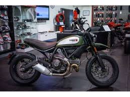 new or used cruiser ducati scrambler cafe racer motorcycles for