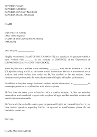 029 Recommendation Letter Template Ideas Astounding For