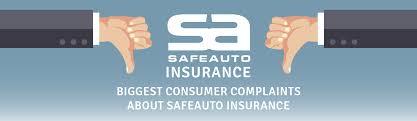 biggest consumer complaints about safeauto insurance