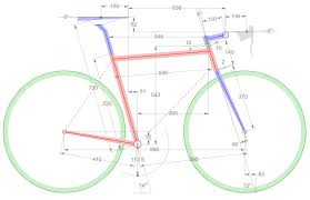 Mtb Geometry Chart Bike Geometry Calculator