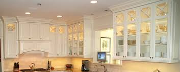 Glass Front Kitchen Cabinets Traditional Kitchen Good Looking