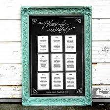 Personalized Seating Chart Personalized Chalkboard Print Seating Chart 12