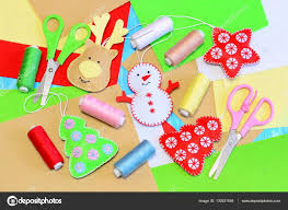 DIY Christmas Angels Ornaments  Christmas Angel Ornaments DIY Easy Christmas Felt Crafts