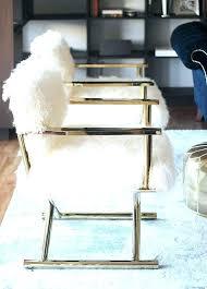 faux fur chair faux fur chair living room chairs faux fur papasan chair cushion