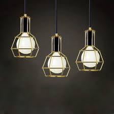 contempory lighting. American Vintage Edison Pendant Lamps Chrome Bulb Holder Dining Room Mahjong Creative Lighting Small Lift Cages Holders Kitchen Hanging Lights Island Contempory H