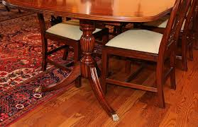 regency dining room furniture set. superb english regency chippendale dining table set \u0026 8 chairs mint room furniture u