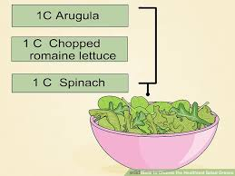 3 Ways To Choose The Healthiest Salad Greens Wikihow
