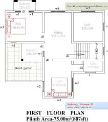 1000 square feet house plan kerala model house plans kerala style