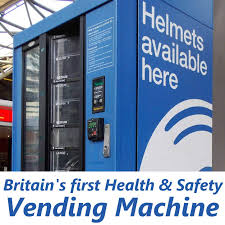 Safety Vending Machines Inspiration Britains First Safety Vending Machine Installed In Hull Royal