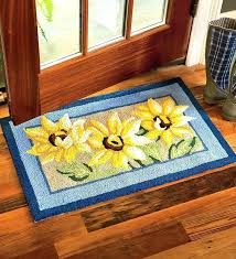 awesome sunflower rug shaped sunflower rug sgmunclub throughout sunflower area rug popular