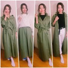 低身長でもバランスよく着こなせるファッションコーディネート集春服編