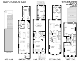 brownstone house plans together with brownstone floor plans lovely image from s s media cache ak0 pinimg