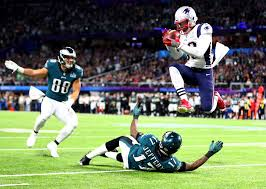 Super Bowl 2018: Duron Harmon snags 'one of the craziest picks you'll ever  see' (VIDEO) - nj.com
