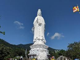 the largest guan yin buddha statue in
