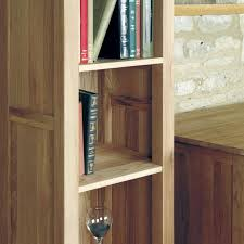 mobel solid oak reversible. mobel solid oak narrow bookcase baumhaus space u0026 shape 1 reversible a