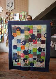 Toronto Modern Quilt Guild: March 2015 & Here's Stephanie's most recent, mostly finished project. An adorable kids  quilt called