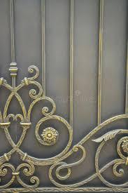 sublime painting wrought iron fence luxury wrought iron fence detail stock image image of edge