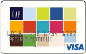 Credit card must be used as sole payment type. Gap Credit Card Credit Card Questionscredit Card Questions