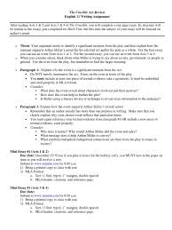 crucible mini essays essays citation