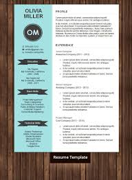 Instant Download Resume Template Cv Template For Microsoft