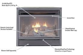 procom gas fireplace vent free gas fireplace fireplace insert features compact vent free dual fuel fireplace procom gas fireplace