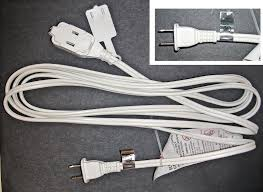 extension cord with counterfeit silver ul label may be a fire hazard