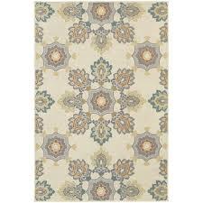 oriental weavers hampstend ivory area rug 6 7 x 9 6