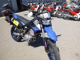 used 2010 kawasaki klx250t motard motorcycle for auction in perth