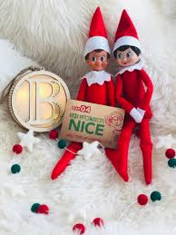 Christmas list received christmas nice list certificate. Elf In Training Mamadoit