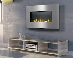 terrific gas contemporary fireplace