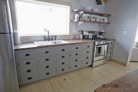 farmhouse kitchen cabinets diy new diy kitchen cabinet ideas that practical and effective blogbeen