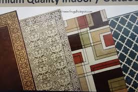 costco thomasville indoor outdoor rug 7395 x 10