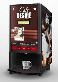 Tea Coffee Vending Machine Stunning Buy Tea Coffee Vending Machine From Cafe Desire Secunderabad