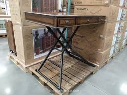 costco standing desk turnkey powered sit and stand 19