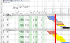 Gantt Chart Using Excel 2010 Creating A Gantt Chart With Excel Is Getting Even Easier