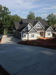 craftsman style lake house plan walkout basement modern bat plans with awesome pool craftsman homes design