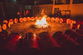 Image result for junkanoo drum heating